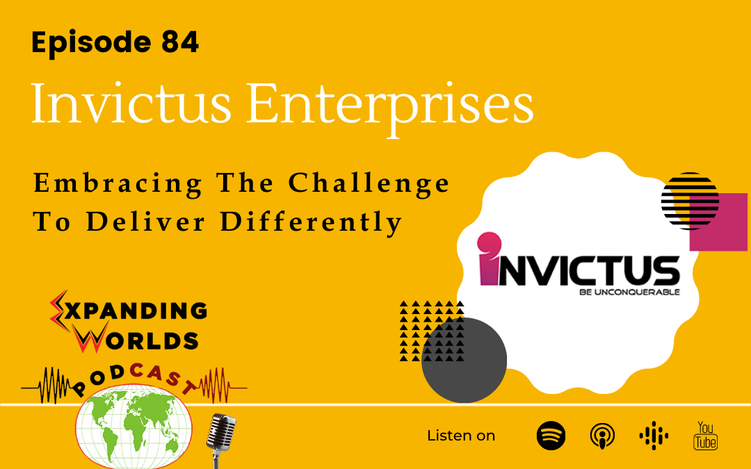 84 Invictus Enterprises: Embracing The Challenge To Deliver Differently