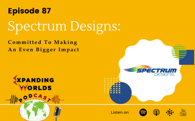 87 Spectrum Designs: Committed To Making An Even Bigger Impact