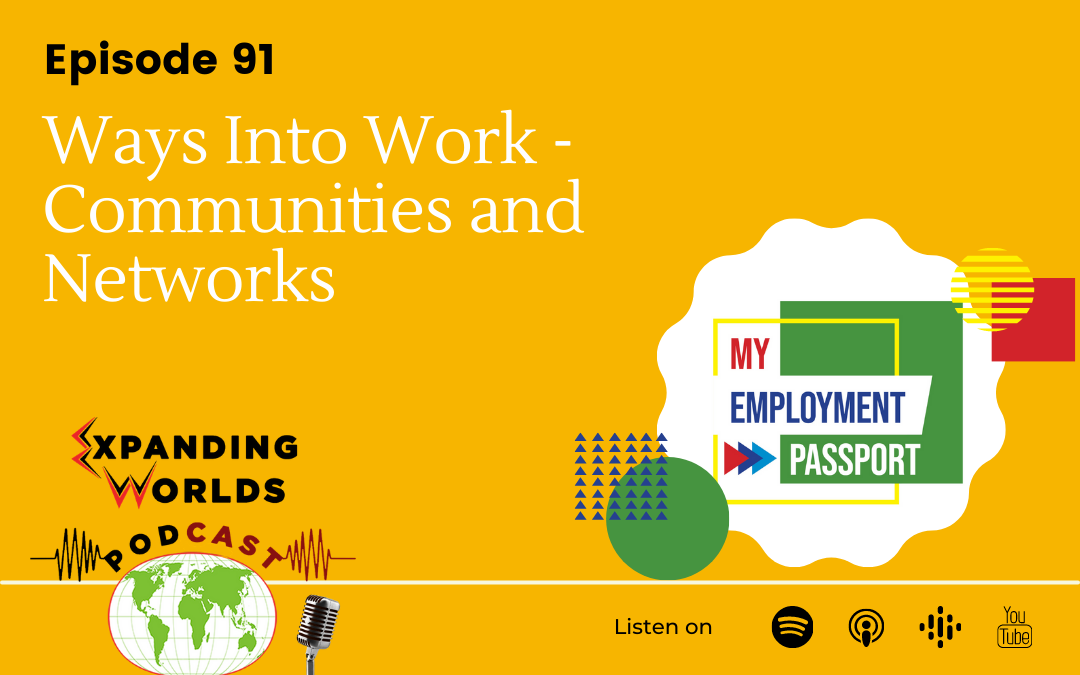 91 Ways Into Work – Communities and Networks