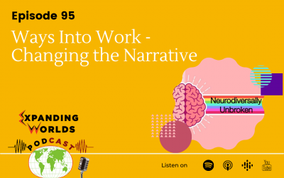 95 Ways Into Work – Changing the Narrative