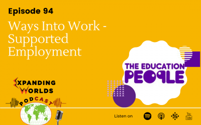 94 Ways Into Work – Supported Employment